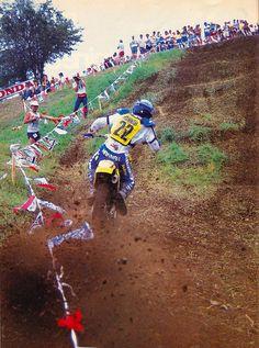 Bob Hannah Unadilla 1986 250 USGP