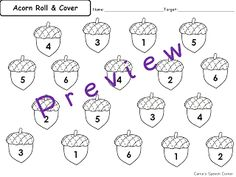 Acorn Roll & Cover - pinned by @PediaStaff – Please Visit ht.ly/63sNtfor all our pediatric therapy pins