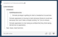funny girl stuff, tumblr female, femal privileg