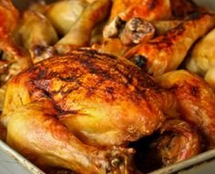 Jamaican Roast Chicken - Tropical Sun - Authentic Caribbean Food