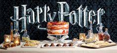 christmas parties, harri potter, harry potter food, chocolates, dessert recipes, cakes, potter parti, party desserts, potter dessert