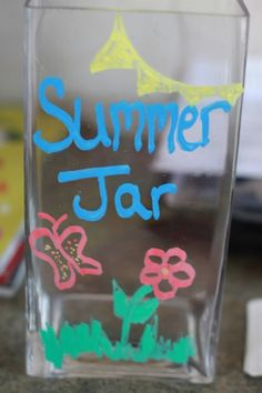 Create Your Own Summer Jar