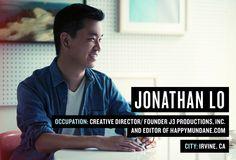 Pintastic People: Jonathan Lo   conundrum