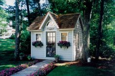 Telluride Garden Shed traditional sheds