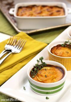 Paleo Sweet Potato Gratin #paleo #diet #recipes paleoaholic.com