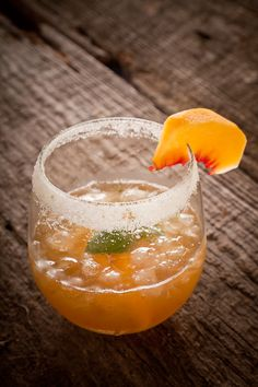Try this recipe for Savory Peach Cocktail with UV Peach Vodka