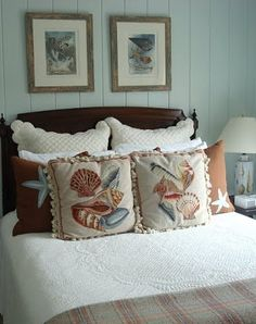 9 Cozy Beach Cottage Bedrooms