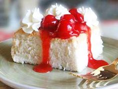 NEW! - Gluten Free Angel Food Cake Recipe: http://glutenfreerecipebox.com/gluten-free-angel-food-cake/