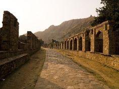 Rajasthan , India...abandoned city