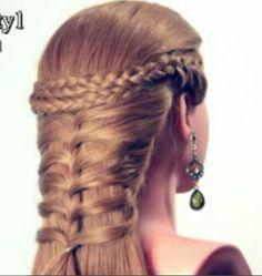 Renaissance hairstyle | Beautiful Hairstyles