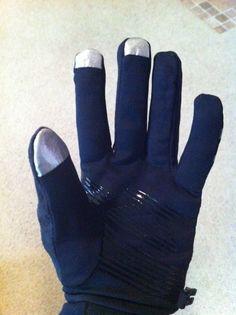 Smart Touch #Running #Gloves