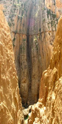 The King's Pathway (El Caminito del Rey)