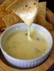 Queso Blanco Dip (White Cheese Dip) | by Life Tastes Good Is one of our favorite things. Where has this stuff been all my life? #Mexican #Appetizer