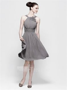 Love this as a bridesmaid dress. Orderable online and comes in dark navy!