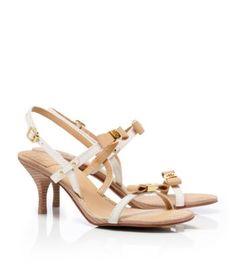 Kailey Mid Heel Sandal | Womens Sandals | ToryBurch.com