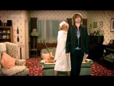 David Tennant as the Ghost of Christmas Present on The Catherine Tate Show