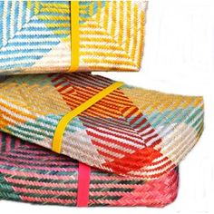 Canastos on pinterest baskets rope basket and storage - Canastos de mimbre ...