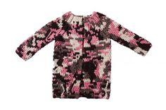 More Stunning High Fashion #Crochet from Helen Rodel