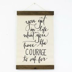wall hangings, oprah quot, remember this, life, courag, oprah winfrey, motivational quotes, inspirational quotes, live