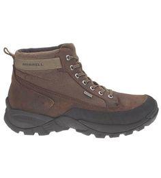 Mens Graz Waterproof Boots - Official Merrell Online Store