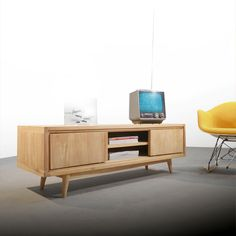 Deco meuble scandinave on pinterest buy and sell mid century and teak - Meuble tv vintage scandinave ...