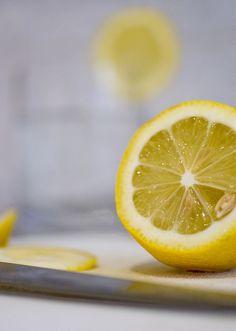 I use lemon every day!