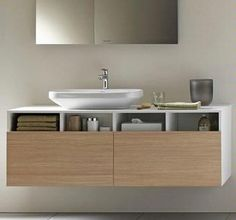 Duravit Durastyle Vanity Unit Wall-Mounted DS6785 L/R