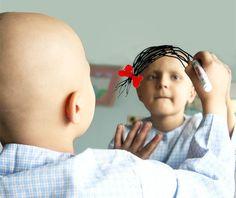 children fighting cancer