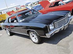 1970 Chevy Monte Carlo 454SS