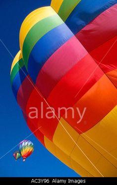 Albuquerque Balloon Fiesta Albuquerque New Mexico © Chuck Place / Alamy