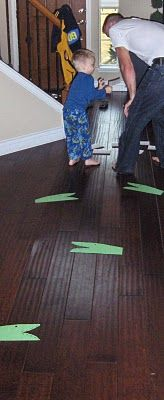 """The Activity Mom: """"Beware of Crocodiles"""" Game - Use with ANYTHING you are learning"""
