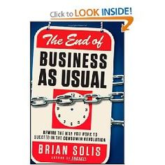 Rewiring your business to survive in the #socialmedia world by #BrianSolis