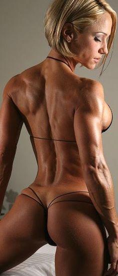 The Queen of Fitness: Jamie Eason.