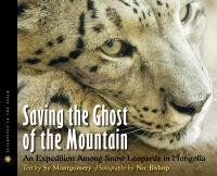 With a dazzling as-it-happens narrative and spectacular photographs, readers, young and old, will be fascinated as they discover why these mysterious cats are called ghosts of the mountain. Readers will also be stunned by how much perseverance it takes to research and protect this endangered, little-understood species.
