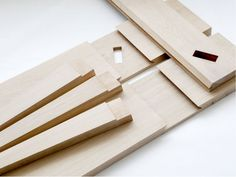Timber - Stunning Minimal Table by Julian Kyhl #6