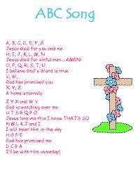 Bible Alphabet-Lyrics - YouTube