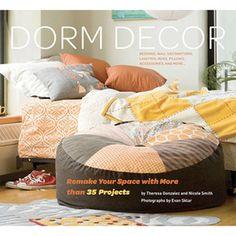 "Interior Design HQ: Dorm Room Essentials Check List. ""Dorm Decor"""