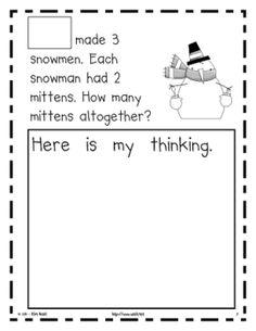 math tubs, color candi, math word problems, winter math, number, kindergarten math boxes, kindergarten my math, math journals