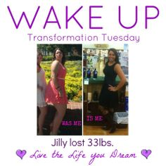 Not only is Jilly MAKING MONEY - she got back her body!! #weightloss #wakeupproject #healthyliving www.facebook.com/wakeuplivethelifeyoudream Lexie226@aol.com