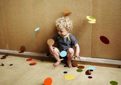 Let Your Kids Play With Circles Of Color