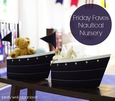 Nautical Nursery Ins
