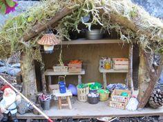 garden contest, fairi garden, gnome produc, garden art, garden features, 2013 fairi, magic onion