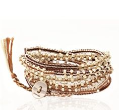 I love bracelets!
