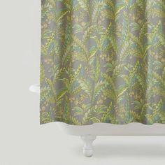 One of my favorite discoveries at WorldMarket.com: Juliette Shower Curtain