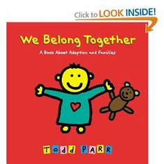 adoption children's book