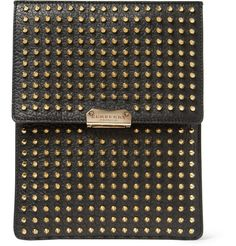 Burberry Prorsum Studded Leather Tablet Cover | MR PORTER