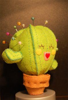 Cactus Sado by ideasconalas, via Flickr