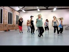 'Motivation' Kelly Rowland choreography by Jasmine Meakin (Mega Jam)