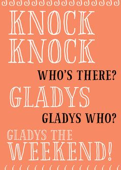 Knock Knock Jokes To Send In Your Kids Lunchbox