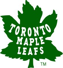 Toronto Maple Leafs - Logo used when the Leafs started in 1927